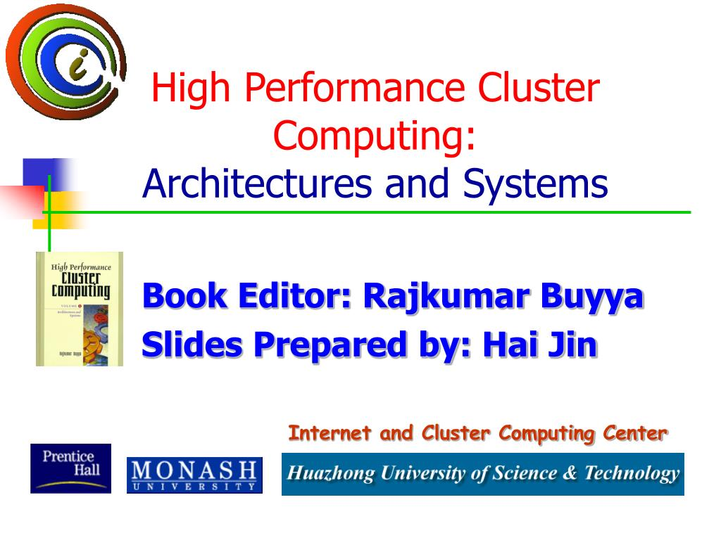 high performance cluster computing architectures and systems l.