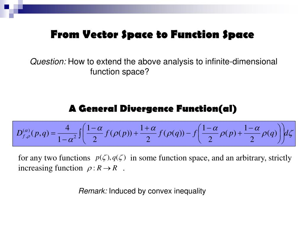 A General Divergence Function(al)
