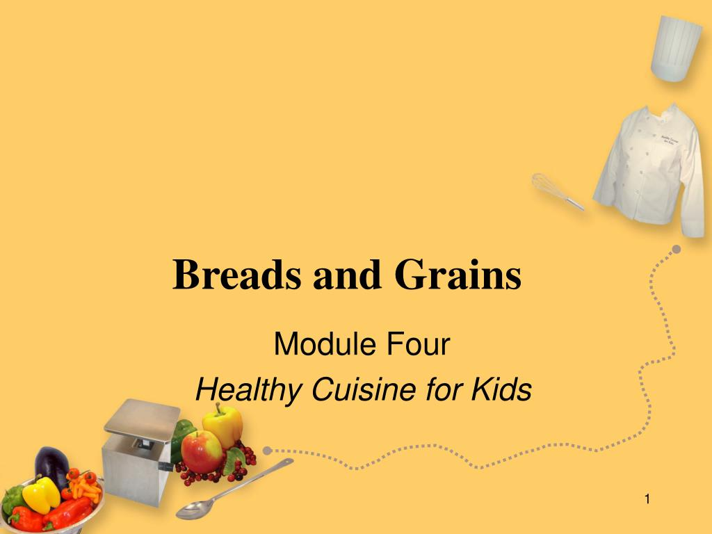 breads and grains l.