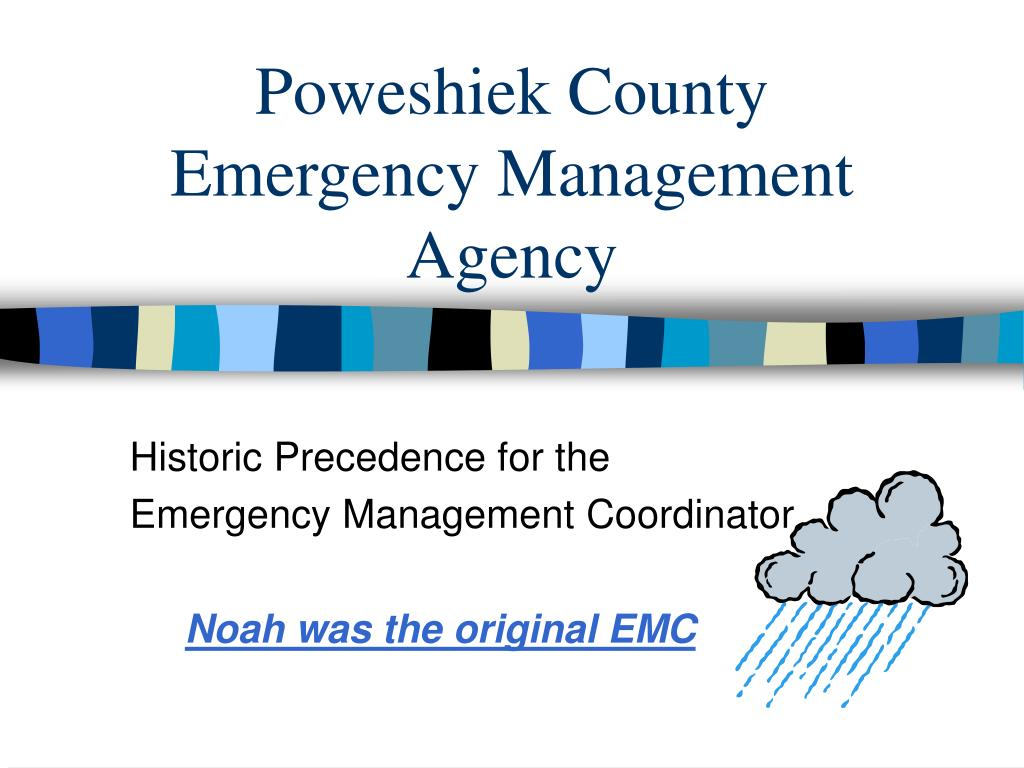 poweshiek county emergency management agency l.