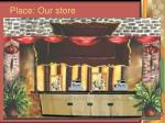 place our store