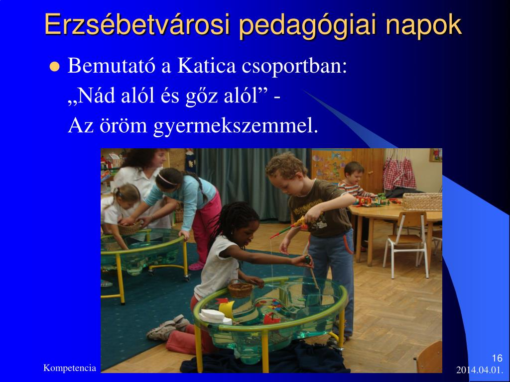 Erzsébetvárosi pedagógiai napok