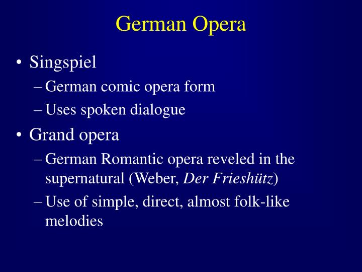 """comparison between italian and german opera specifically u Many of the descriptions specifically under the heading """"contributions"""" have been taken directly from wikipedia, the free online encyclopedia  between german-speaking and french-speaking switzerland admiral heihachiro togo:  italian conductor, one of the most acclaimed musicians of the late 19th and 20th century, renowned for his."""