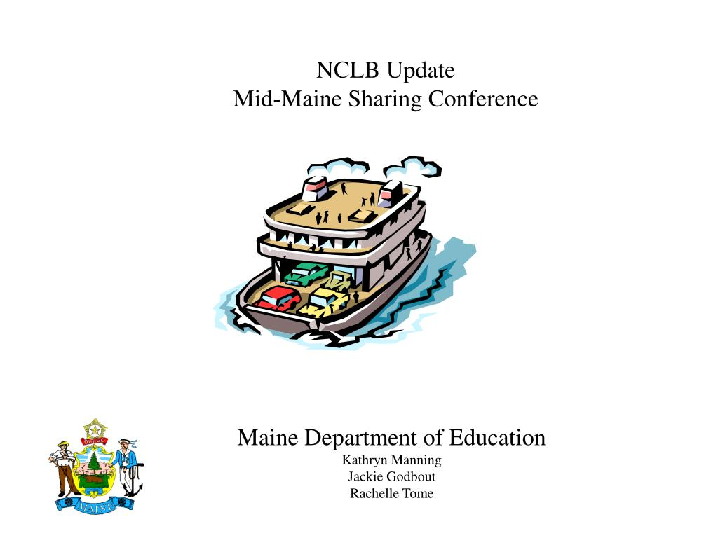 maine department of education kathryn manning jackie godbout rachelle tome l.