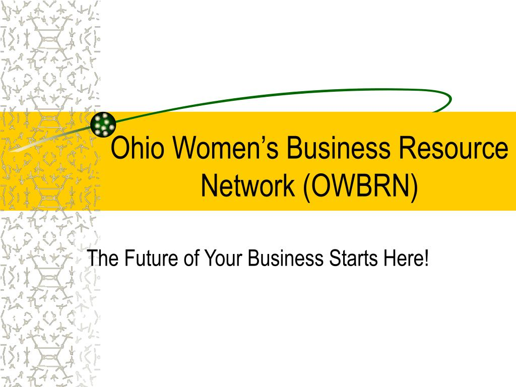 Ohio Women's Business Resource Network (OWBRN)
