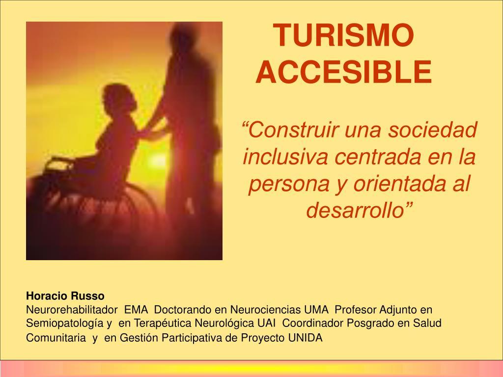 turismo accesible l.