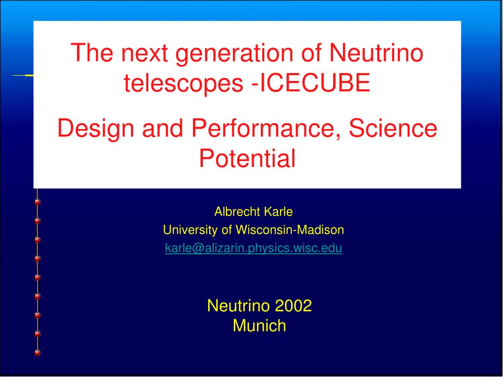 the next generation of neutrino telescopes icecube design and performance science potential l.