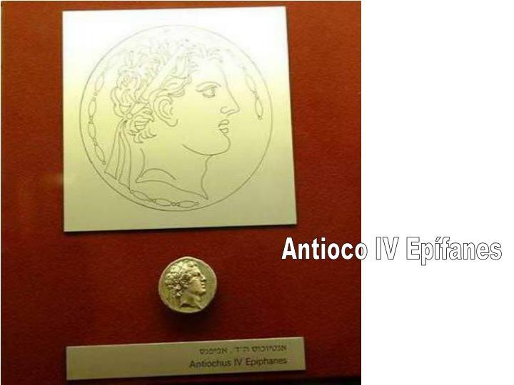 Antioco IV Epífanes