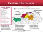 caretenders service area