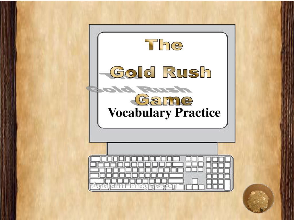 vocabulary practice l.