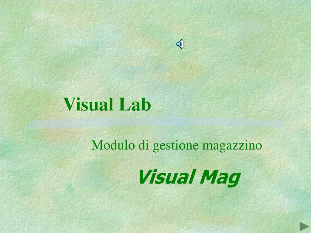 visual lab l.