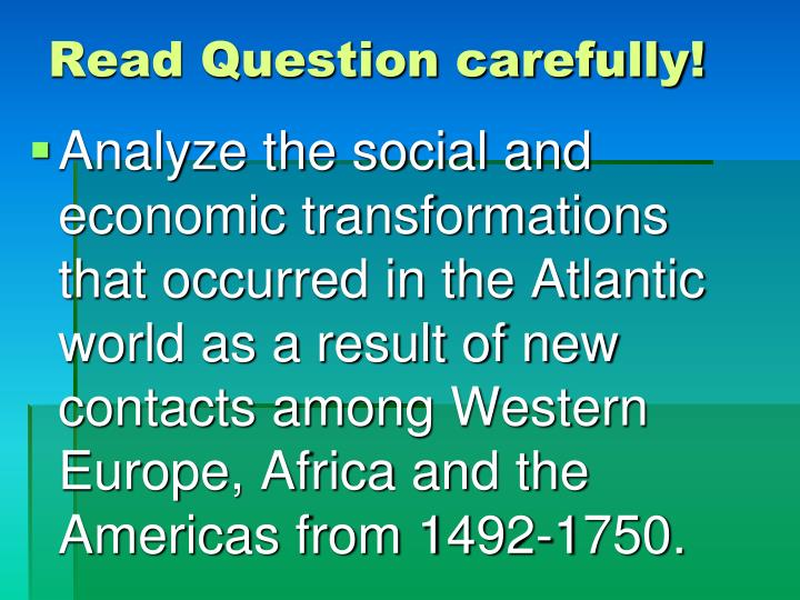 1492 1750 global transformation 216 chapter 22 the transformation of the west, 1450-1750 outline i introduction after 1450, western europe became commercially active and established the foundations of.