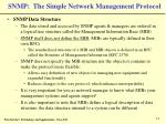 snmp the simple network management protocol13