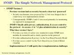 snmp the simple network management protocol21