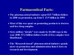 farmaceutical facts