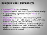 business model components3