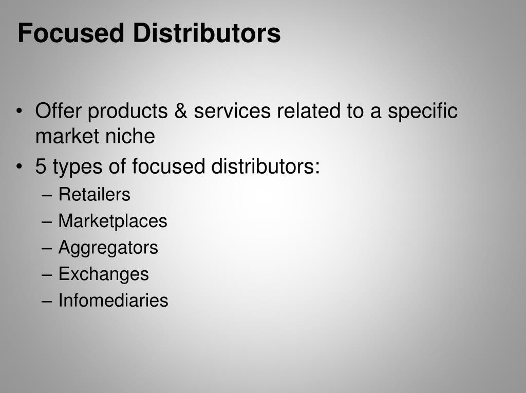 Focused Distributors