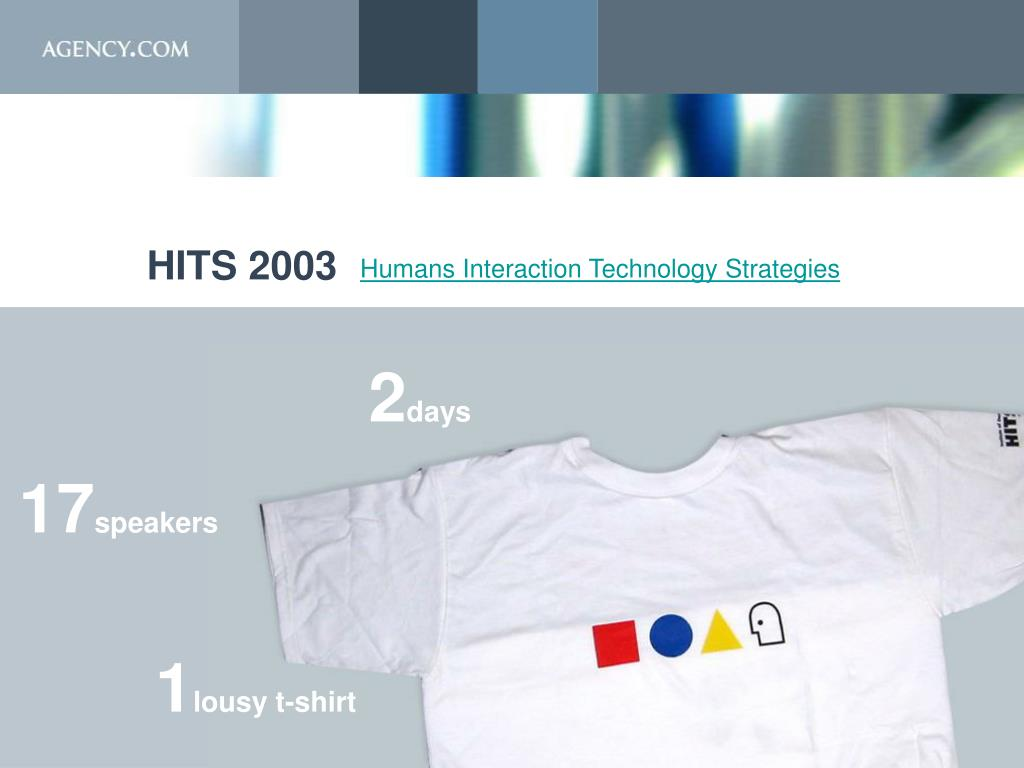 hits 2003 l.