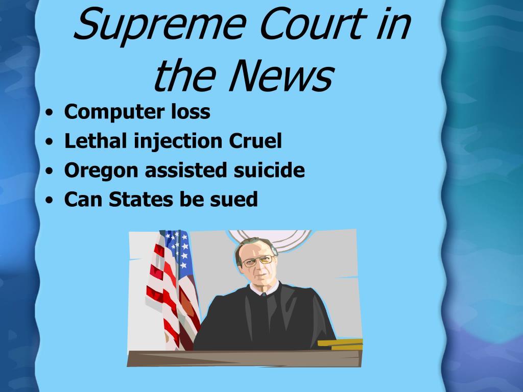 supreme court in the news l.