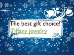 the best gift choice tiffany jewelry