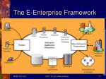 the e enterprise framework
