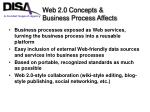web 2 0 concepts business process affects9