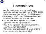 uncertainties54