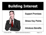 building interest