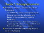chapter 2 rampaging monsters