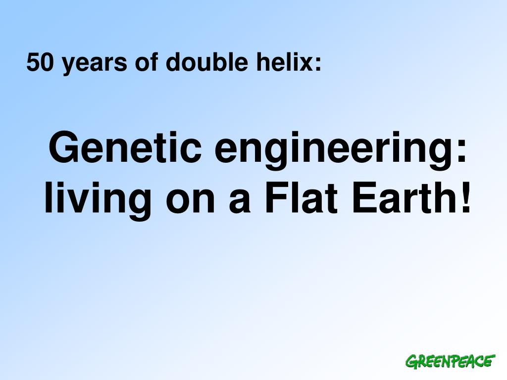 50 years of double helix l.