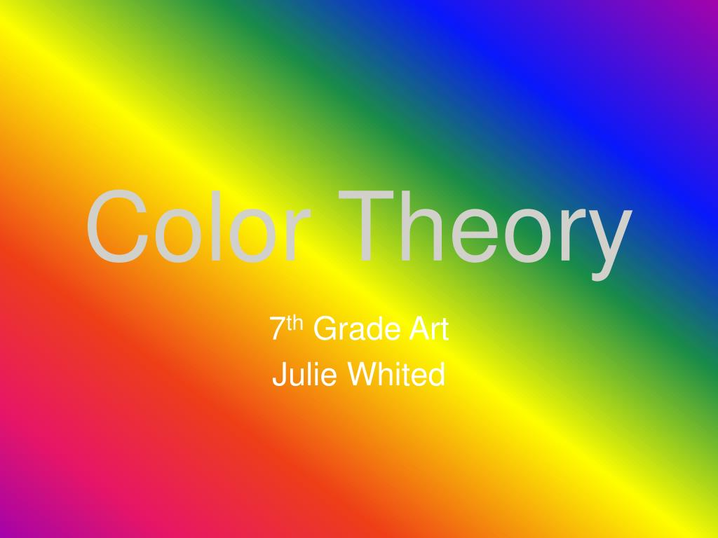 color theory l.