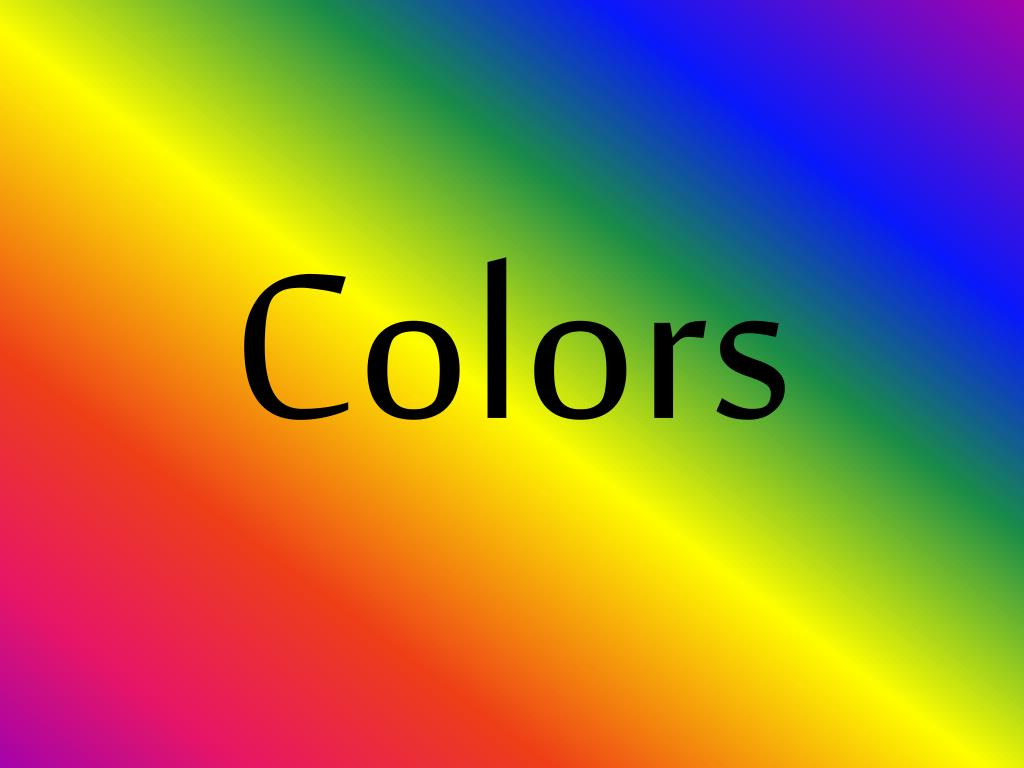 colors l.