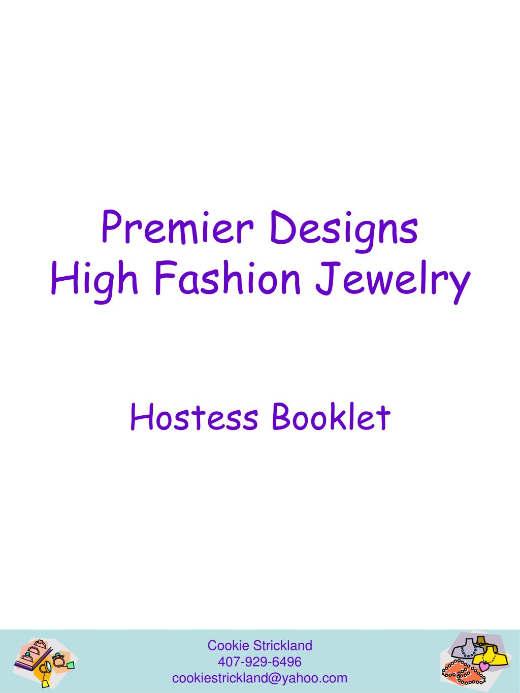 premier designs high fashion jewelry l.