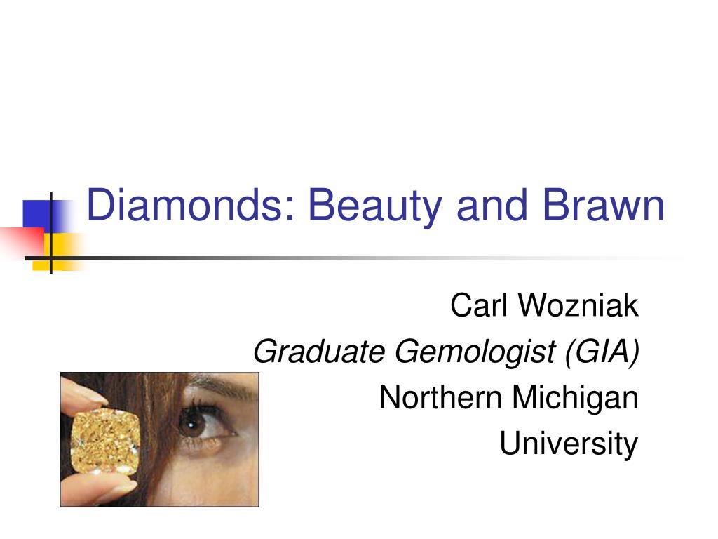 diamonds beauty and brawn l.