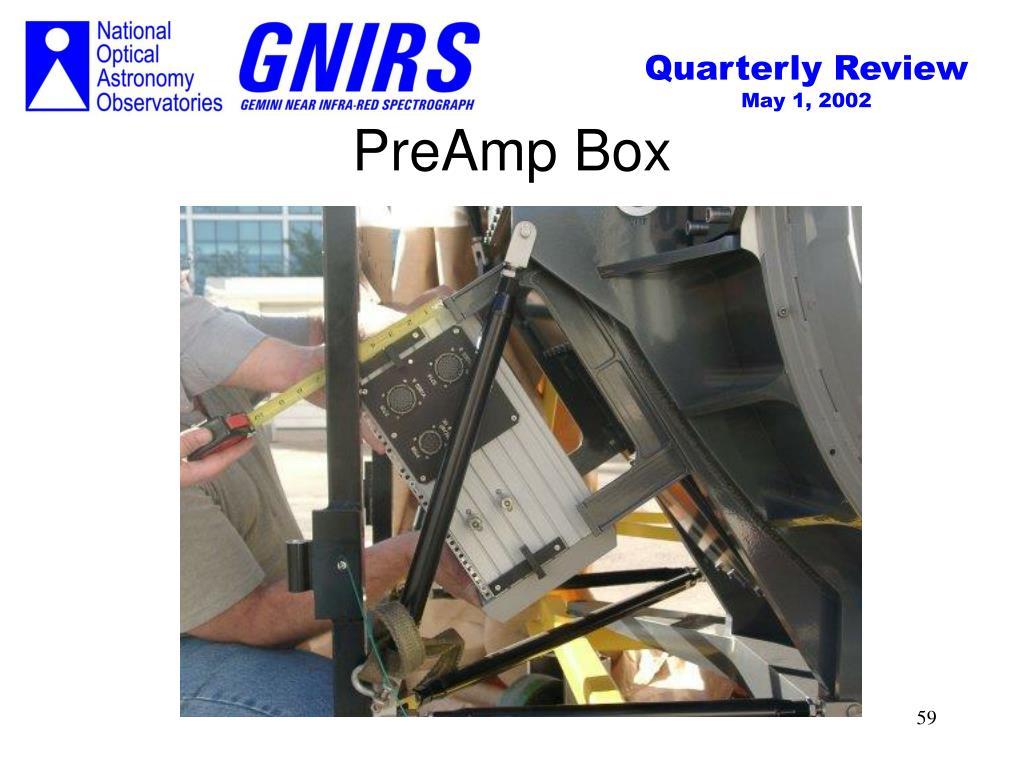 PreAmp Box