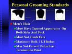 personal grooming standards5