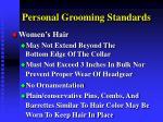 personal grooming standards6