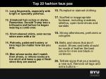 top 20 fashion faux pas12