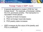 foreign trade in gdp cont13