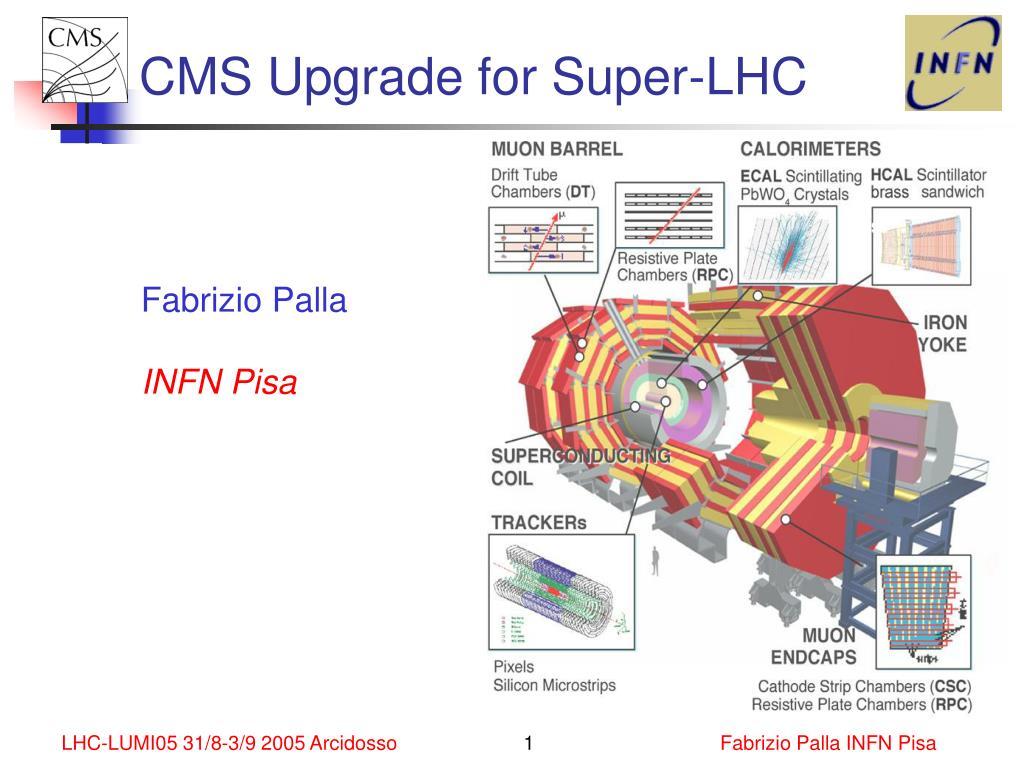 cms upgrade for super lhc l.