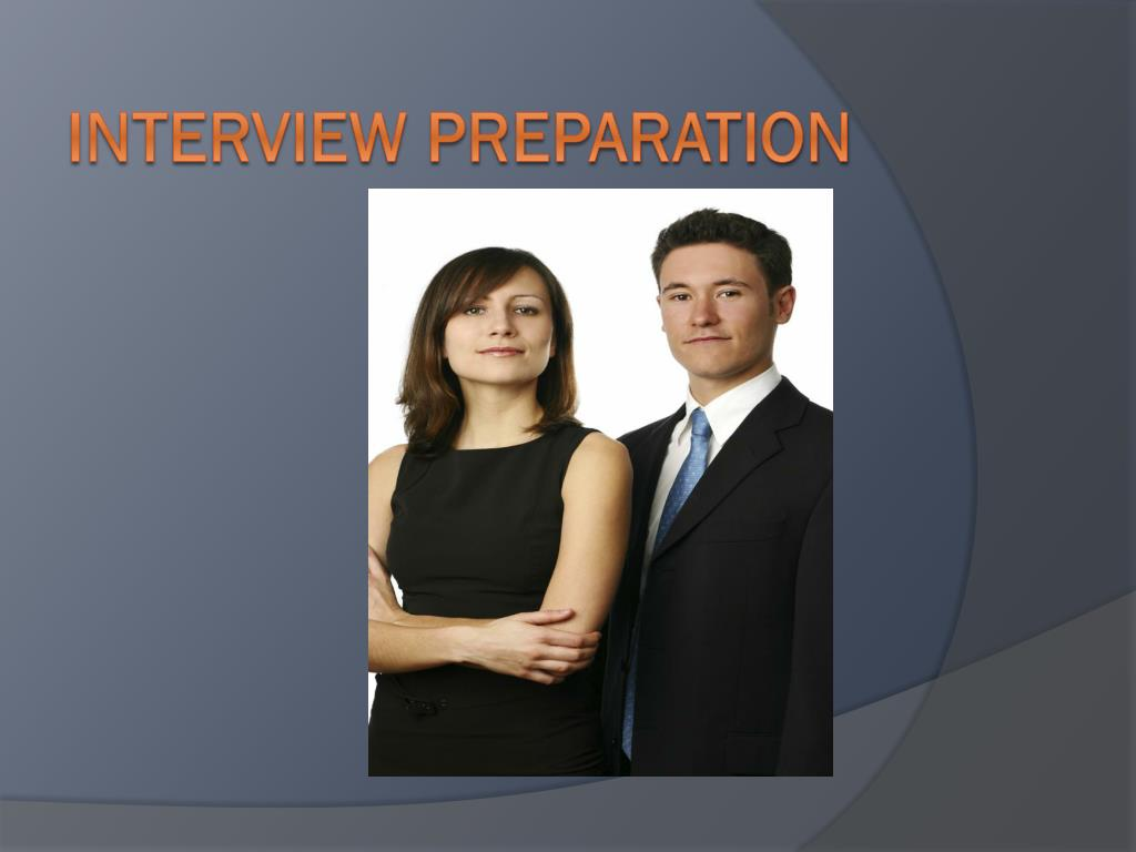 interview preparation l.