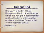 turnout grid