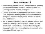 mens ex machina 1