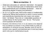 mens ex machina 3
