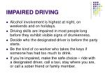 impaired driving1