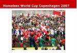 homeless world cup copenhagen 2007