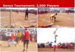 kenya tournament 3 000 players
