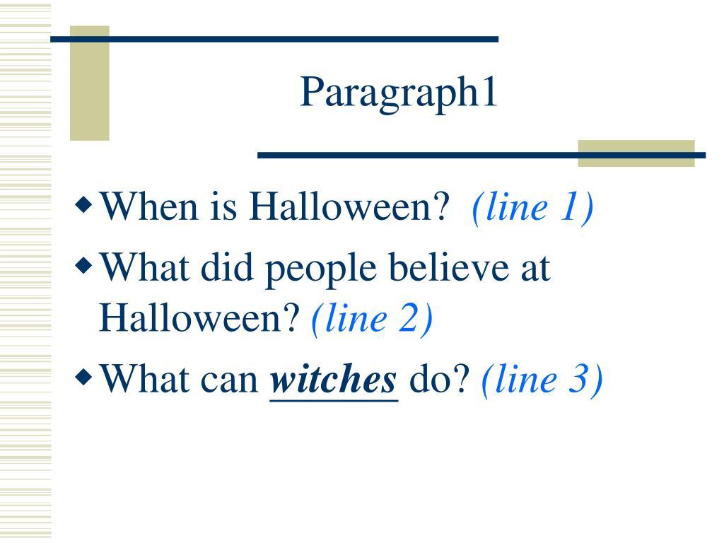 Paragraph1