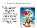 dr seuss how the grinch stole christmas 2000