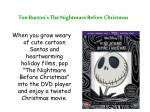 tim burton s the nightmare before christmas